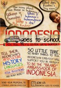 Indonesia Goes to School
