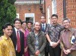 Mahasiswa UI hadiri konferensi budaya di London