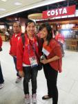 Kontingen Indonesia, Olimpiade London 2012 (9)