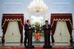 President RI and PM UK