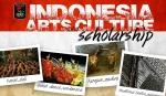 Indonesian Arts and CultureScholarship