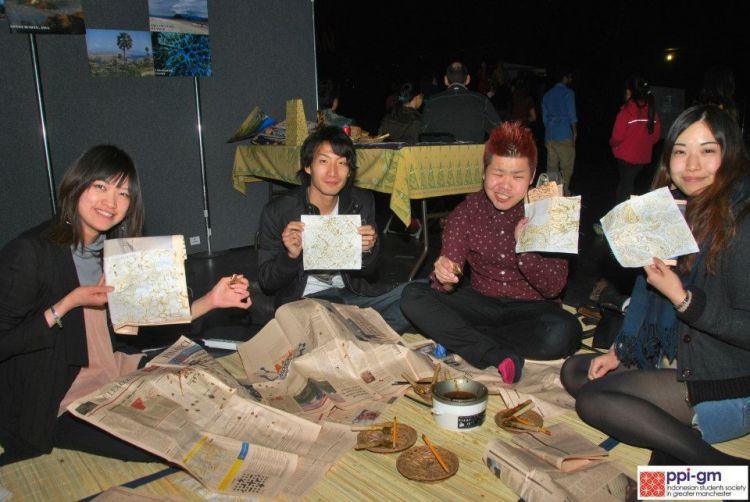 Peserta Workshop Batik