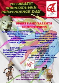 Sports and Talents Competitions 2013