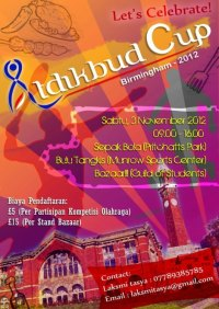 Atdikbud Cup 2012