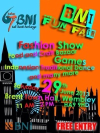 BNI Fun Fair 2013