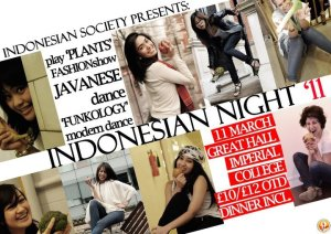 Indonesian Night 2011