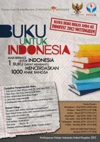 Buku untuk Indonesian 2012