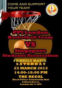 PPI London vs Singapore 2013
