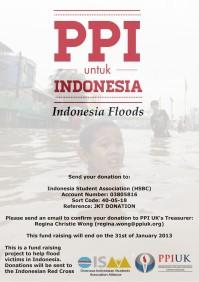 PPI untuk Indonesia-Indonesian Floods 2013