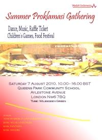 Summer Proklamasi Gathering 2010