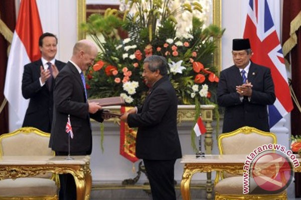 Berawalnya kerjasama pendidikan antara Indonesia dan Inggris