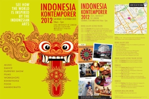 Indonesia Kontemporer 2012