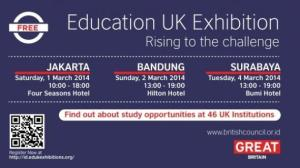 Education UK Exhibition 2014