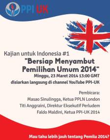 Kajian untuk Indonesia #1 by PPIUK