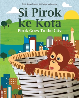 Cover-Si Pirok Goes to The City