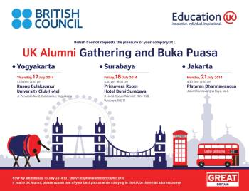 Buber British Council 2014