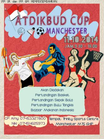 Atdikbud Cup 2014-update
