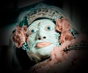 Balinese Masked Drama Training