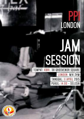 PPI London Jam Session 2015