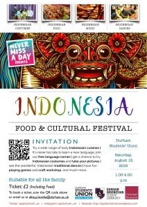 PPI Durham Indonesian Festival 2016