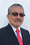 Pak Amin-potrait