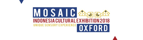 Mosaic – Indonesian Cultural Exhibition 2018